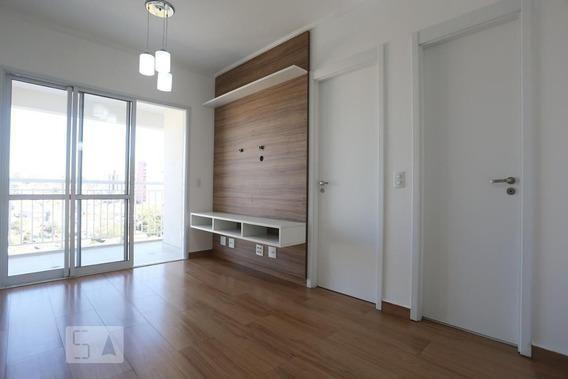 Apartamento No 12º Andar Com 1 Dormitório E 1 Garagem - Id: 892944458 - 244458