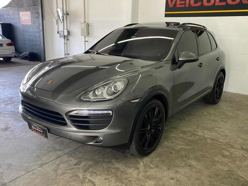 Porsche Cayenne 4.8 S V8 Blindado Bs