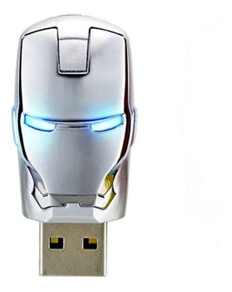 Pen Drive Iron Man Homem De Ferro 16gb