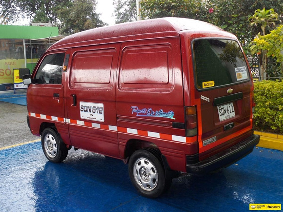 Chevrolet Super Carry Camioneta