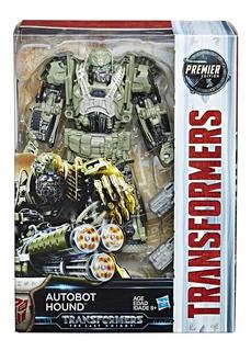 Transformers Autobot Hound Premier Edit. Hasbro Regalosleon