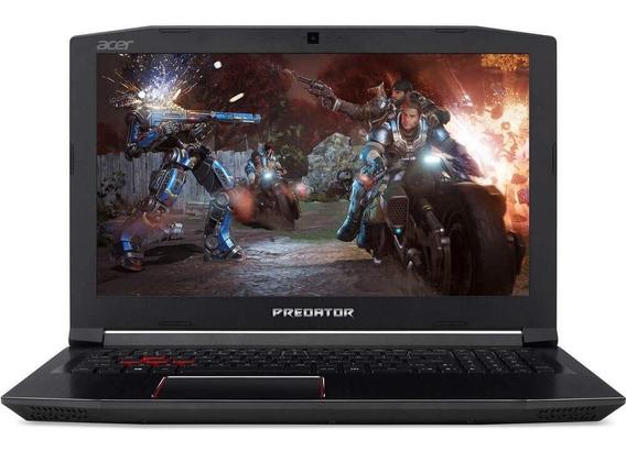 Notebook Acer Predator Ph315-51-78np I7-8750h 256gb Gtx1060