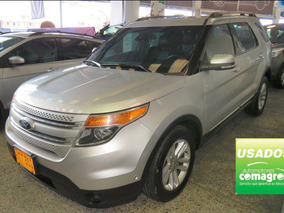 Ford Explorer Limited2014