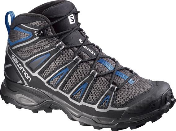 Bota Masculina Salomon - X Ultra Mid Aero - Hiking