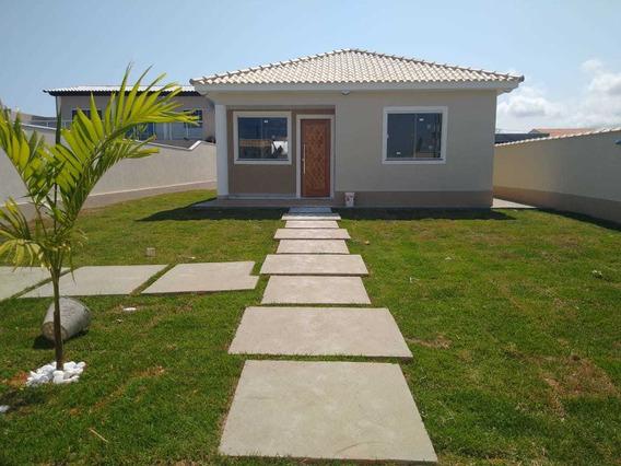 Casa Em Itaipuaçu Com 2 Quartos E Churrasqueira - 498