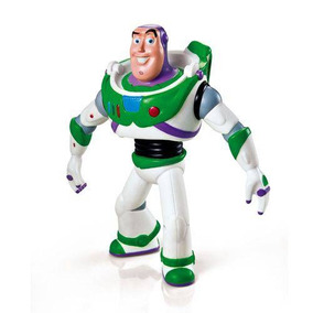 Lindo - Boneco Vinil Buzz Lightyear - Toy Story - Grow
