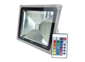 Refletor Led Holofote 30w Biv P/d
