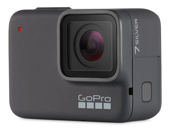 Câmera Digital Gopro Hero 7 Silver 10mp + Nota Fiscal 4k