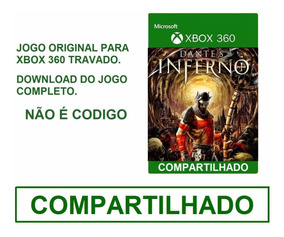 Dantes Inferno Xbox 360 Mídia Digital