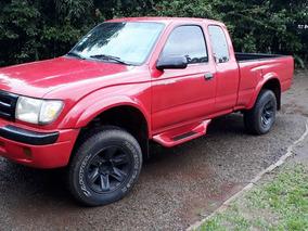 Toyota Tacoma 2000 4 Cyl Automatico !! Recibo