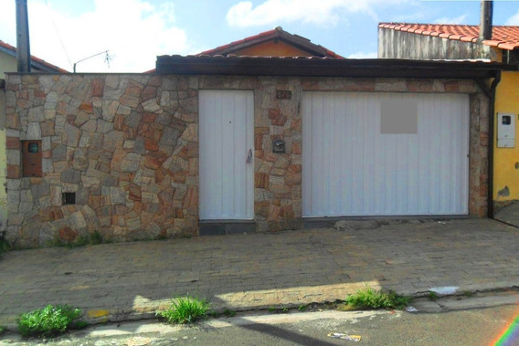 Casa Terrea 4 Dormitorios Garagem Sorocaba Aceita Financiame