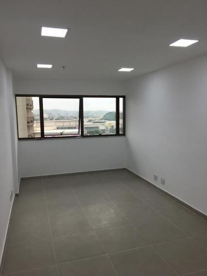 Sala Em Parque Duque, Duque De Caxias/rj De 24m² 1 Quartos Para Locação R$ 1.100,00/mes - Sa379650