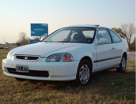 Honda Civic Ex Coupé 1998 - 1.6l 127hp D16y8
