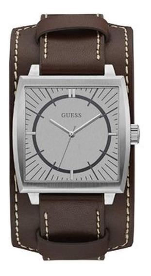 Reloj Guess W1036g2 Para Caballero Cafe