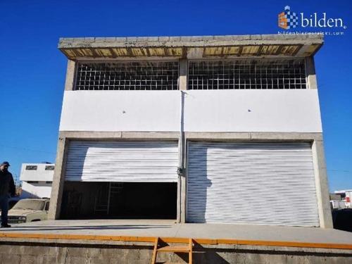 Imagen 1 de 8 de Bodega Industrial En Renta Mercado De Abastos Fco Villa En Durango