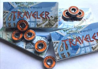 Baleros Para Patineta Skate Travel