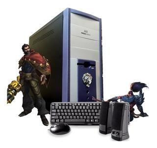 Cpu I7 Gamer + Mouse, Teclado Y Parlantes