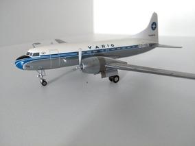 Miniatura Jc Wings Varig Metropolitan 1:200