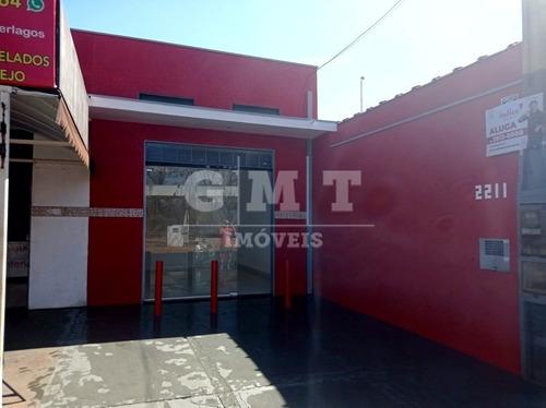 Imagem 1 de 11 de Salão Comercial, Jd Florestan Fernandes, Ribeirão Preto - Sl0126-a
