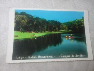 Postal Lago Hotel Umuarama Campos Do Jordão