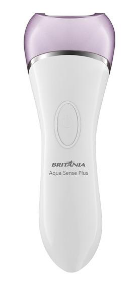 Depilador Bivolt Britânia Aqua Sense Plus Bdp01rx Bivolt