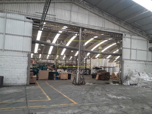 Imagen 1 de 12 de Venta Renta Nave Industrial  En Toluca Lerma