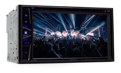 Dvd Player Pioneer Avh-g218bt - Tela 6,2 Bluetooth Usb Cd