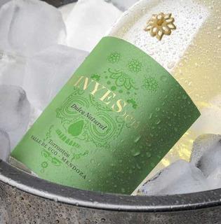 Espumante Vinyes Ocults Dulce Natural 750ml