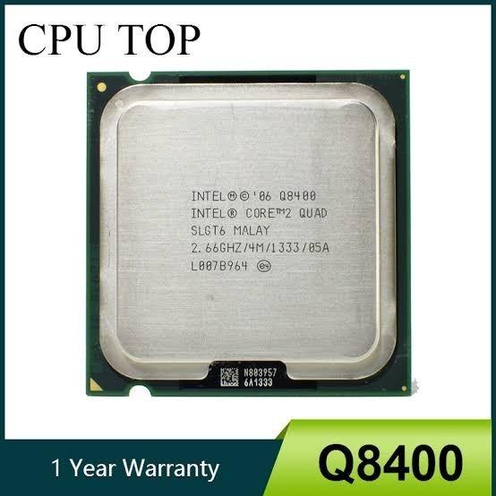 Core 2 Quad Q8400 Similar Ao Q9400 » Q9300 + Pasta (=mx4)