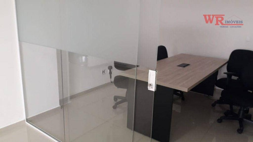 Imagem 1 de 9 de Sala À Venda, 47 M² Por R$ 299.000 - Centro - São Caetano Do Sul/sp - Sa0125