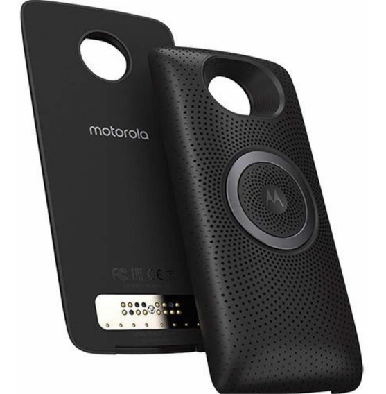 Moto Snap Stereo Speaker Z Play Z2 Play Z3 Play Original Jbl