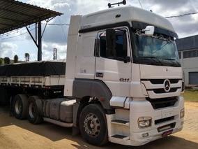 Mercedes-bens 2544 6x2 Ano 2010 (estado De Zero ) Top Linha