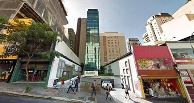 Conjunto Sala Comercial Para Locação, 176m², Andar Alto, Rua Augusta, Próximo A Avenida Paulista, Jardins, São Paulo - Cj4431. - Cj4431