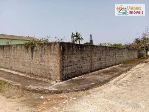 Imagem 1 de 6 de Terreno À Venda, 1750 M² Por R$ 950.000,00 - Vila Suarão - Itanhaém/sp - Te0099