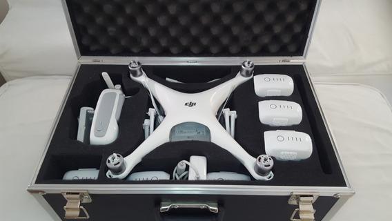 Drone Phantom 4pro Baterias Acessório Garantia Seguro Treino