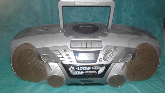 Radio Am Fm Estéreo Com Cd Toshiba