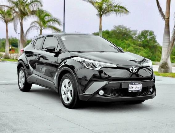 Toyota C-hr Automatica Cvt L4 Aut