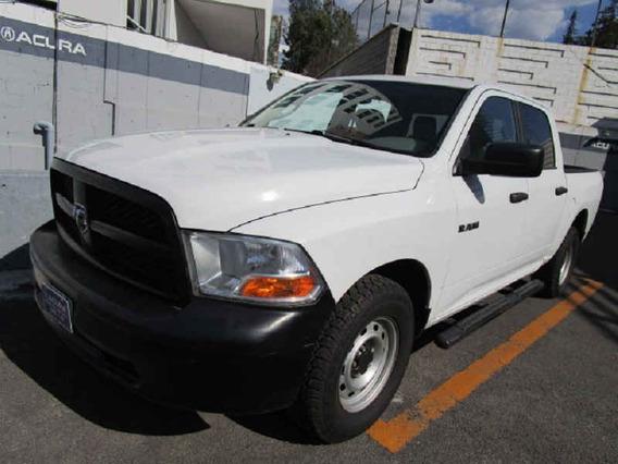 Dodge Ram 2500 2012 4p Crew Cab Slt V8 5.7 Aut 4x2