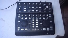 Vendo Ou Troco Um Mixer B-control Deejaybcd3000 Da Behringer