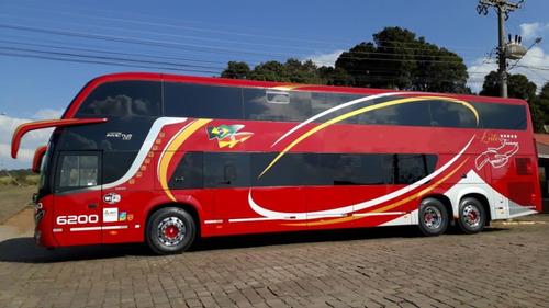 Ônibus A Venda Dd Turismo Super Luxo Leito Comil Invictus