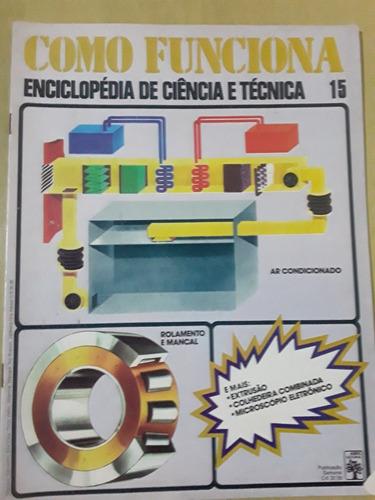 Pl163 Revista Fasc Como Funciona Nº15 Colhedeira Combinada