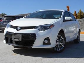Toyota Corolla 1.8 S Plus At 2015 Blanco