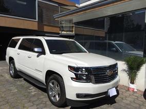 Chevrolet Suburban 5.4 Premier Piel 4x4 At 2017