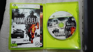 Battlefield Bad Company 2 Xbox360 En Cosmo-games