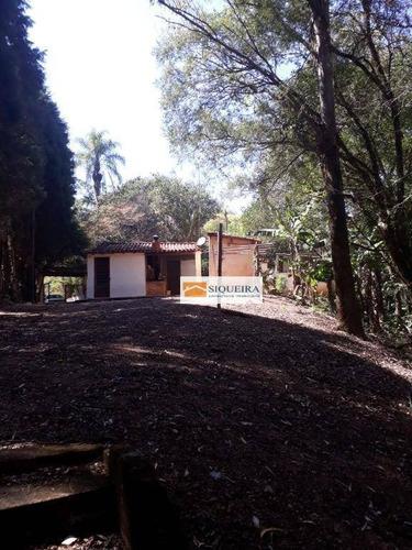 Chácara Com 3 Dormitórios À Venda, 13600 M² Por R$ 200.000 - Inhayba - Sorocaba/sp - Ch0022