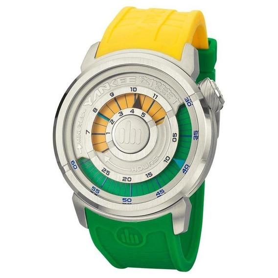 Promoção Relógio Masculino Yankee Street Ys30167x F.grátis