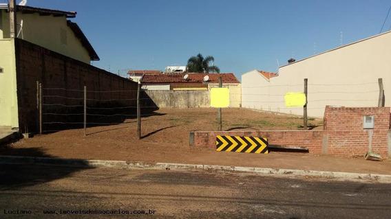 Terreno Para Venda Em São Carlos, Parque Dos Timburis - Jt345