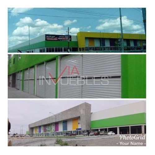 Locales Comerciales En Renta En Av. Benito Juarez, Guadalupe, Nuevo León