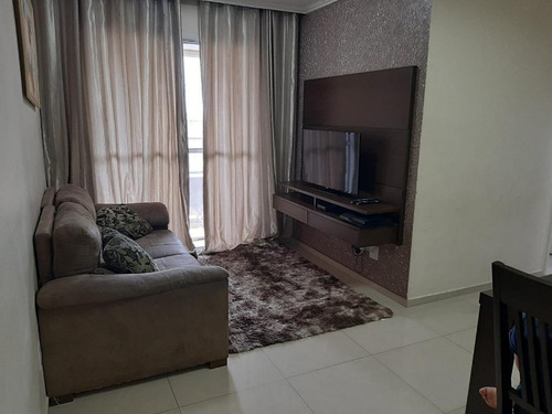 Apartamento À Venda, 61 M² Por R$ 350.000,00 - Vila Ema - São Paulo/sp - Ap0754