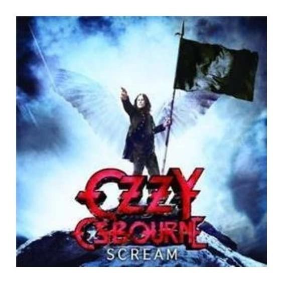 Osbourne Ozzy Scream Cd Nuevo
